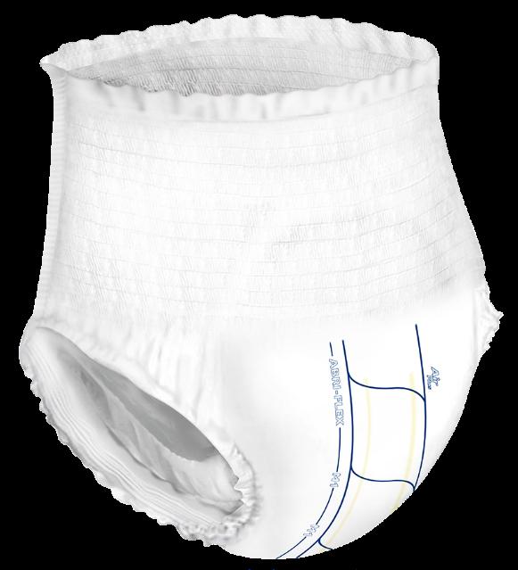 بررسی پوشک بزرگسال شورتی (ABRI-FLEX) آبنا